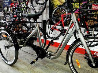 Triciclo Monty Eléctrico