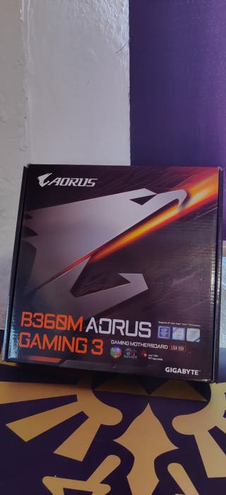 Placa Base B360M Gaming 3