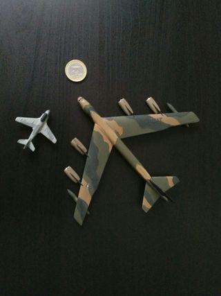 Maqueta Bombardero B-52 Stratofortress