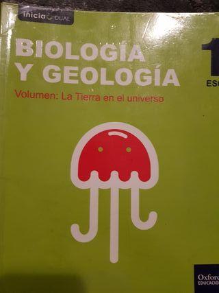 libro de biología geografía