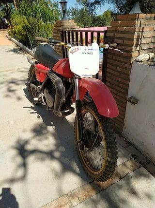OSSA DESERT 250cc