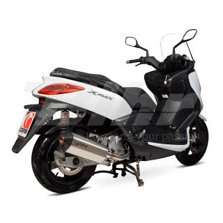 tubo de escapes nuevo para yamaha scooter 125 xmax