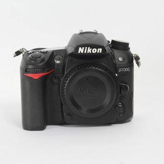 CÁMARA NIKON D7000 DE SEGUNDA MANO E334997