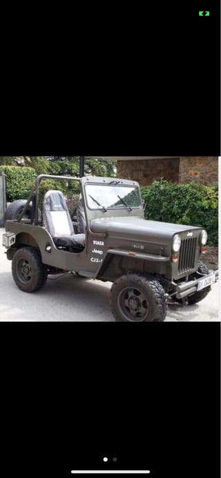 Jeep Willys 1980