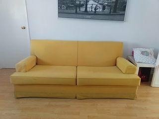 vendo sofás conjunto 3x2