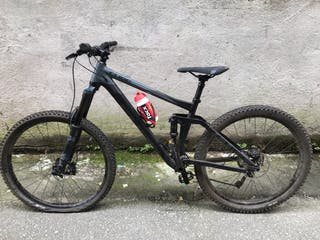 Cube Stereo 160 Race 27.5
