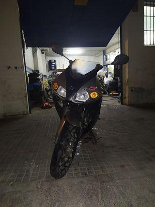 Yamaha tzr como nueva 5500km