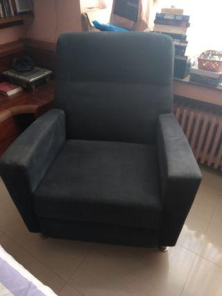 sillón relax reclinable de Ikea