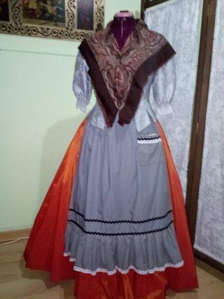 trajes baturra