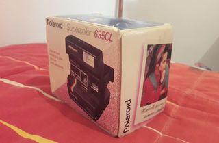 Cámara Polaroid Supercolor 635CL