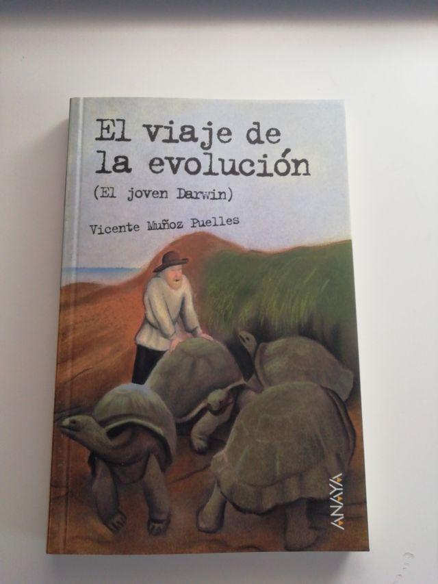 El viaje de la evolución (Darwin)