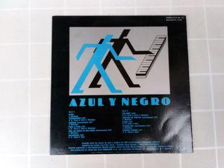 Vinilo LP AZUL Y NEGRO LA NOCHE #
