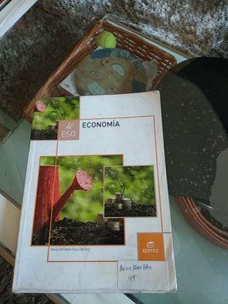 libro economía 4 eso