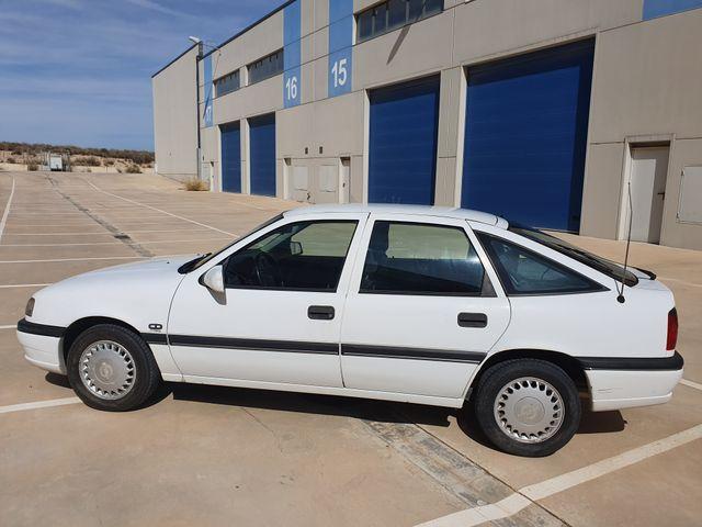 Opel Vectra 2.0i CD 108.800KM