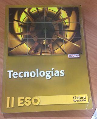 Libro de Tecnología 2eso Oxford