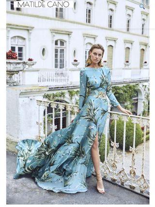 Vestido Matilde Cano