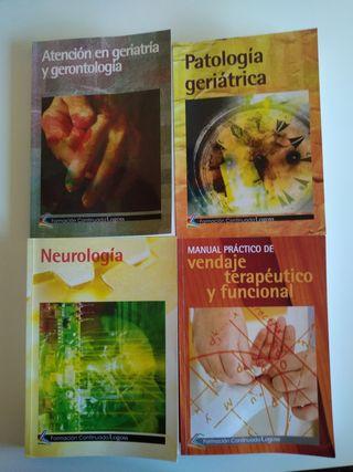 Libros Fisioterapia Logoss