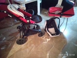 carro de bebe nurse