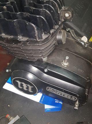 Motor sin estrenar Montesa Enduro 75L