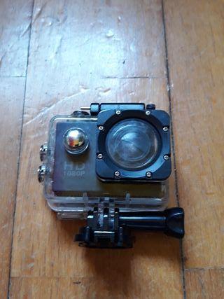 Camara Acuatica 1080p