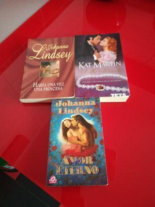 Pack libros novela romántica