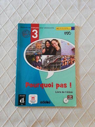 libro de francés 3 ESO