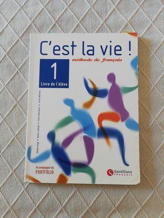 libro de francés 1 ESO