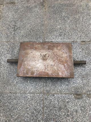 Mesa de planitud hierro fundido