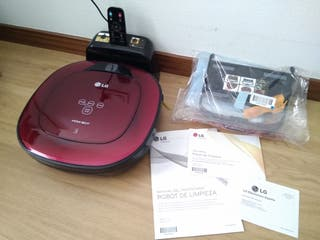 Aspirador robot LG HOM-BOT VR6270LVMB