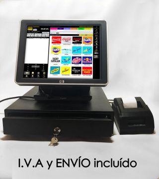 Máquinas registradoras (TPV) para COMERCIOS