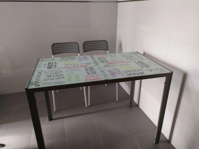 Mesa auxiliar de cocina. de segunda mano por 70 € en Las ...
