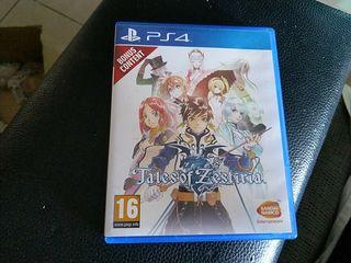 Tales of Zestiria PS4