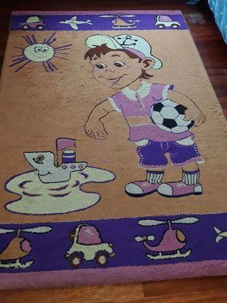 Se vende alfombra en perfecto estado