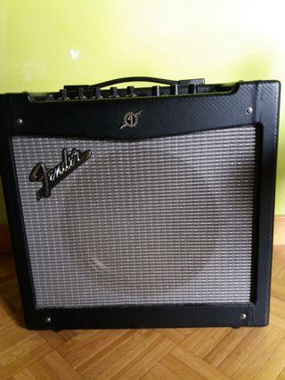 amplificador de guitarra fender mustang 2