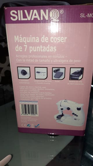 maquina coser mini