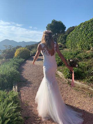 Vestido de novia White One