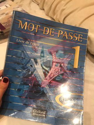 Libro de francés 1bachillerato,edebé