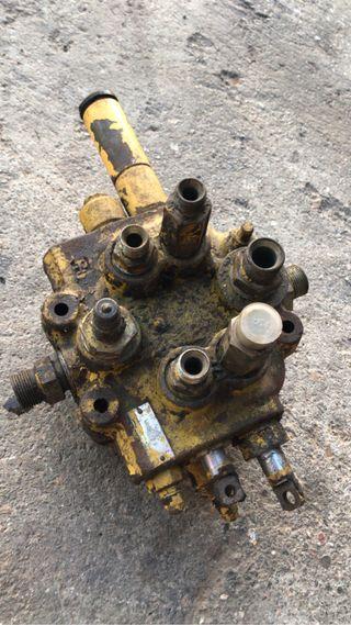 Bomba hidráulica JCB