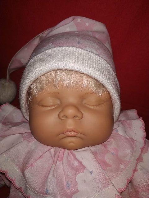 muñeco bebé berjusa dormilón