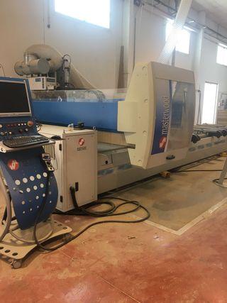 CNC Mastewood control numérico