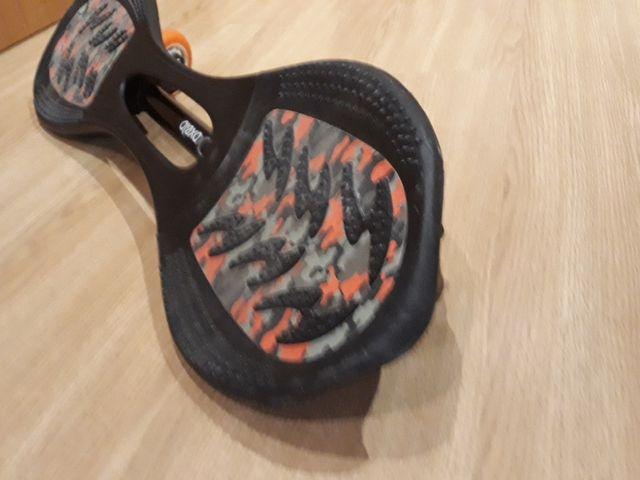 Monopatin de dos ruedas