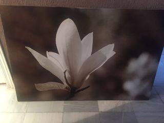 Cuadro ikea flor
