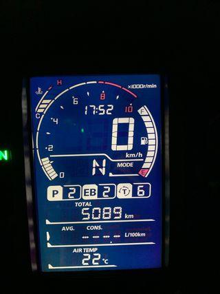 Honda CRF1000L Adveture Sports GARMIN EDITION