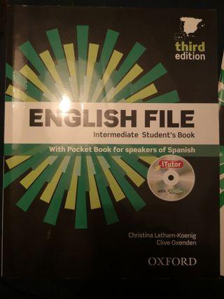 Englis File Intermediate!