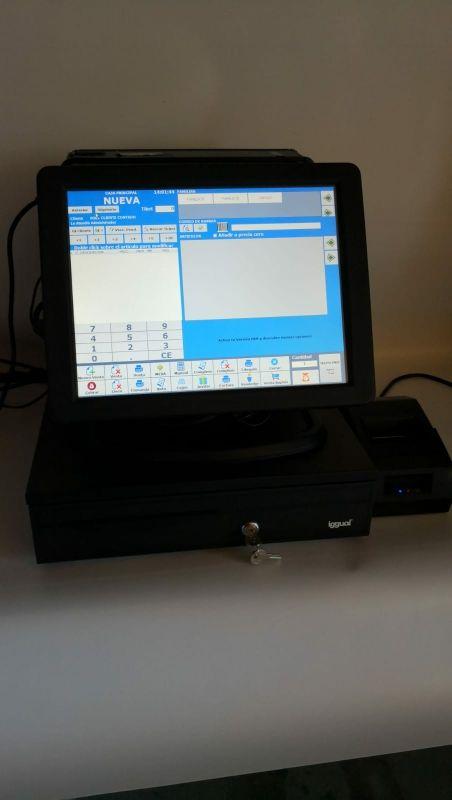 TPV+ caja registradora