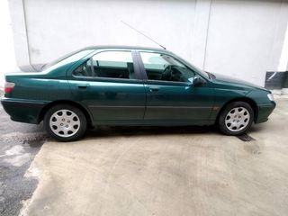 Peugeot 406 1998 Diesel. Bola de enganche.