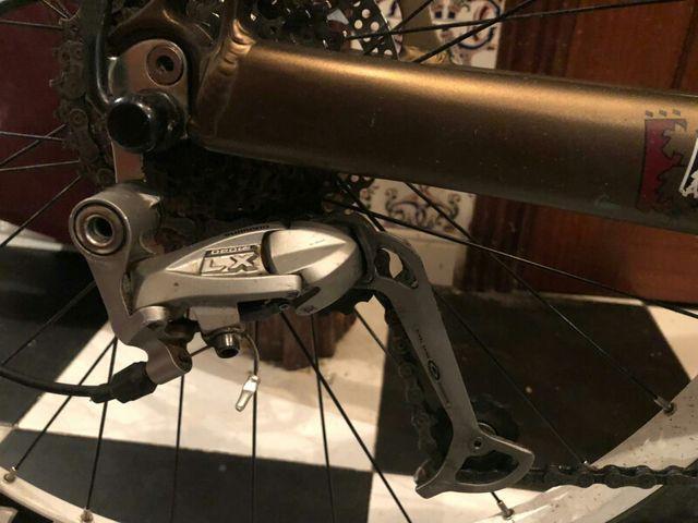 Bicicleta Conor Enemy
