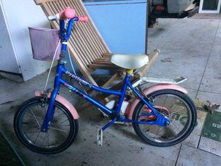 Bicicleta BH niña auténtica
