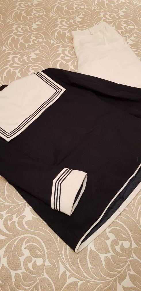 traje comunión niño marinero