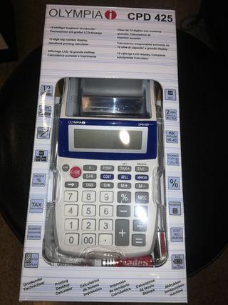Calculadora con tickets.